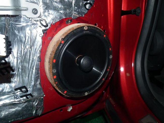 科鲁兹音响改装 汽车隔音 改装案例 珠海道声汽车音响改装旗舰店 珠海